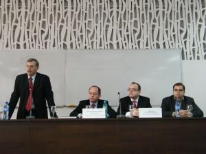 29 martie 2013: Conferinta inaugurala