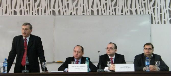 Conferinţa inauguralǎ Citadel