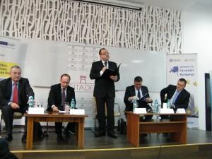 8 noiembrie 2013: Dezbatere - Summit-ul de la Vilnius