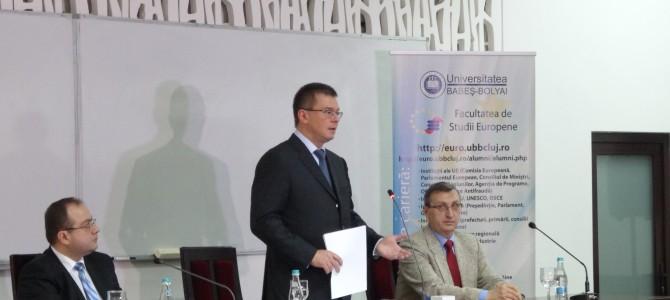 Romania si perspectivele proiectului european – 9 ianuarie 2015