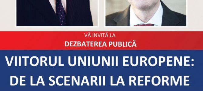 Viitorul Uniunii Europene: de la scenarii la reforme